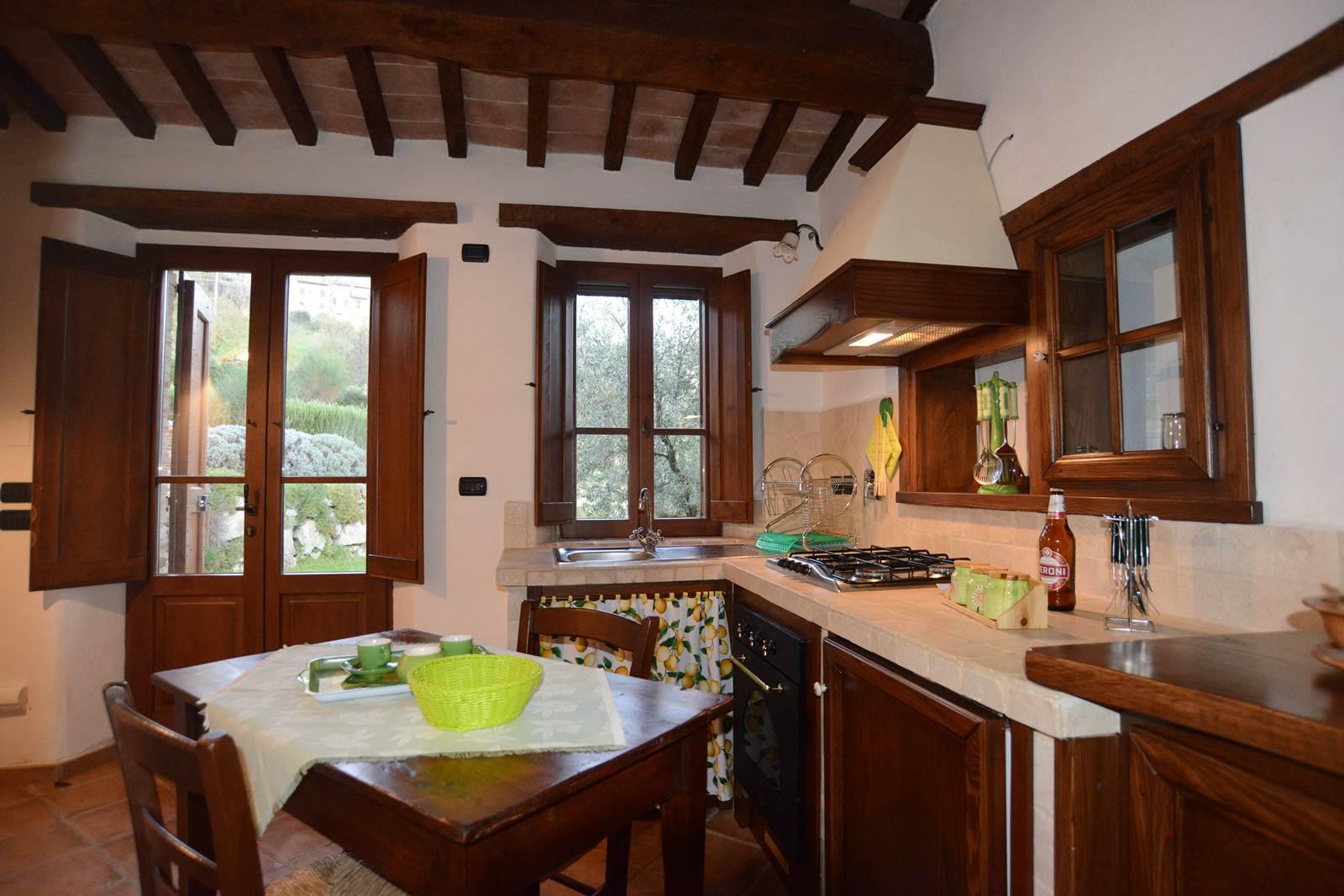 Small Apartment:2+1 people - Agriturismo Le Case del Priore, Preggio