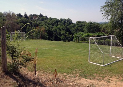 mini Soccer Field
